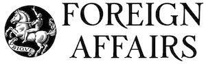 Image result for foreign affairs logo
