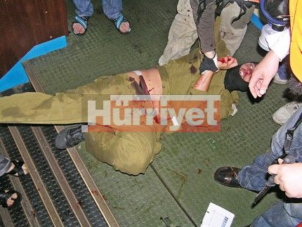 Hurriyet soldier beaten 1.jpg