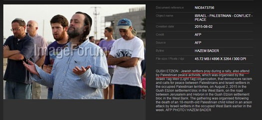 afp settlers Pal peace activists 1a.jpg