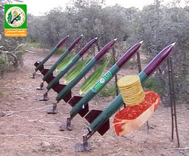 food rockets gaza.jpg