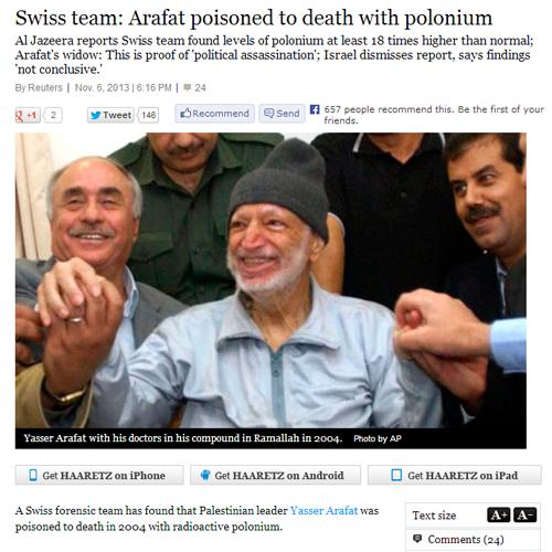 haaretz lede polonium Reuters.jpg