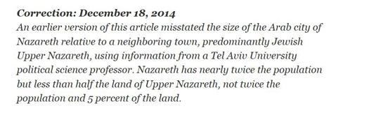nyt correction Nazareth.JPG