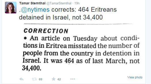 nyt correction eritreans tweet.JPG