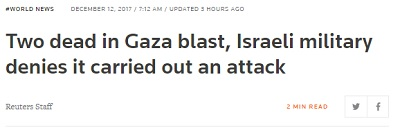 reuters israel attack not attack headline.jpg
