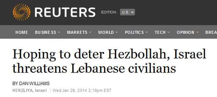 reuters israel threatens civilians.jpg