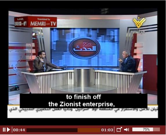 memri finish off the zionist enterprise.JPG