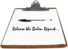 Petition for release of BBC's Balen Report